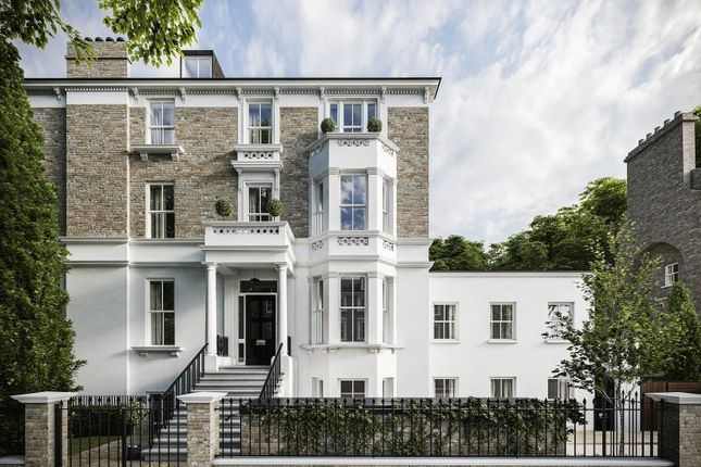 Thumbnail Flat for sale in Bassett Road, London