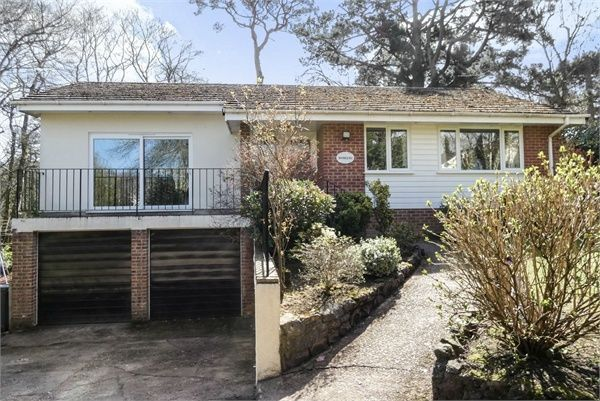 Thumbnail Detached bungalow for sale in Bendarroch Road, West Hill, Ottery St Mary, Devon