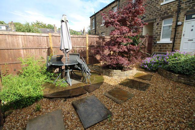 Garden of Abbott Street, Marsh, Huddersfield, West Yorkshire HD1
