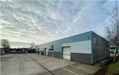 Thumbnail Industrial to let in Unit 1C, Riverside Trade Park, River Lane, Saltney, Chester, Flintshire