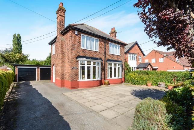 Thumbnail Detached house for sale in Station Road, Branston, Lincoln, Lincolnshire