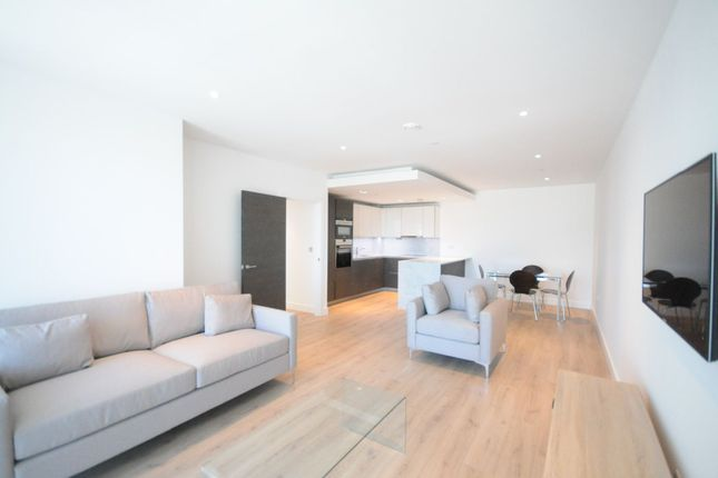 Thumbnail Flat for sale in Lancaster House, 47 Beadon Road, London