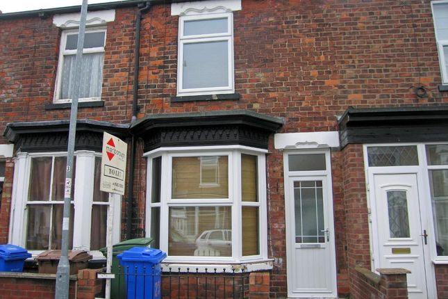 Thumbnail Terraced house to rent in Wainfleet Avenue, Cottingham
