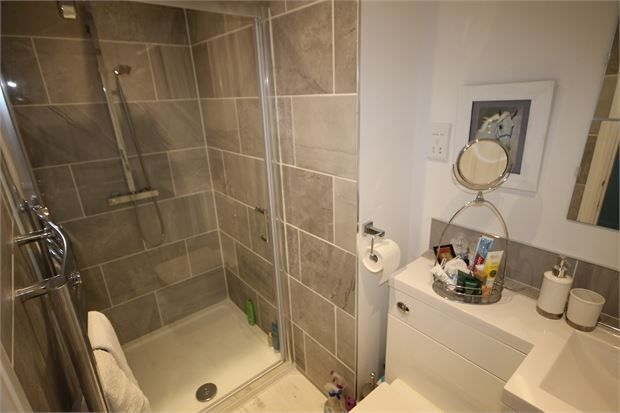 Shower Room of Brewers Wharf, Newark, Nottinghamshire. NG24