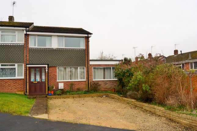 Thumbnail Semi-detached house to rent in Windrush, Highworth, Swindon