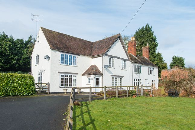Thumbnail Mews house for sale in Northampton Lane, Ombersley, Droitwich