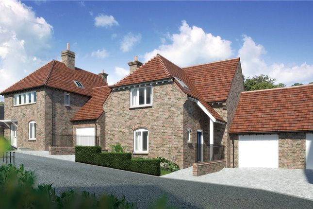 Thumbnail Link-detached house for sale in Chequers Place, Lytchett Matravers, Poole