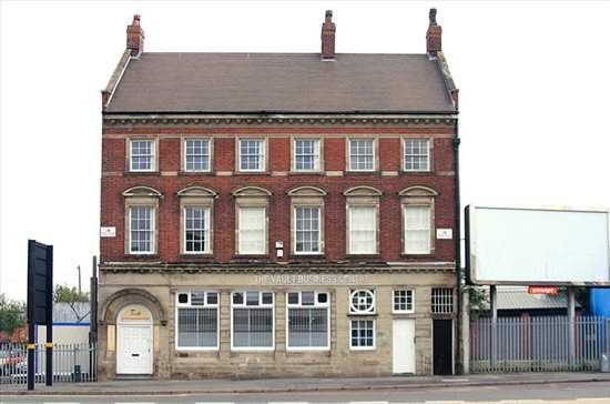 Office to let in High Street, Bordesley, Birmingham
