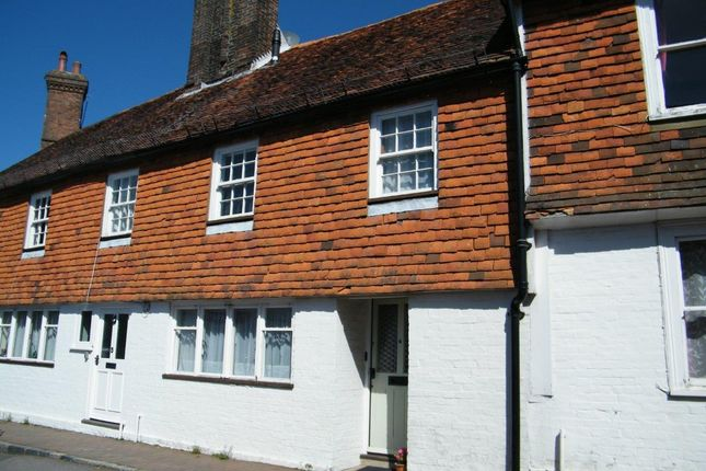 Thumbnail Cottage for sale in Church Street, Wadhurst