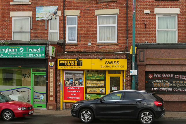Thumbnail Retail premises to let in Radford Road, Nottingham