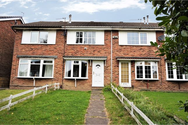 Thumbnail Terraced house for sale in Lawns Terrace, Leeds