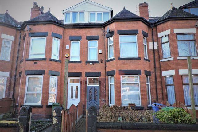 Thumbnail Terraced house for sale in Hamilton Road, Longsight, Manchester