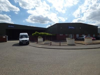 Thumbnail Light industrial to let in Alms Close, Stukeley Meadows Industrial Estate, Huntingdon, Cambridgeshire