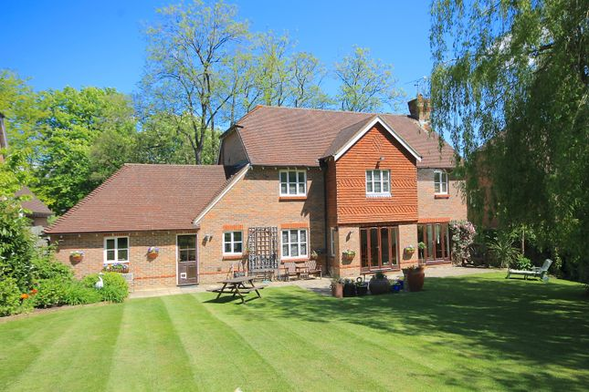 Thumbnail Detached house for sale in Furzefield Road, East Grinstead, West Sussex