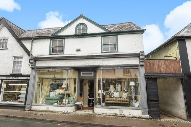 Retail premises for sale in High Street, Kington, Herefordshire