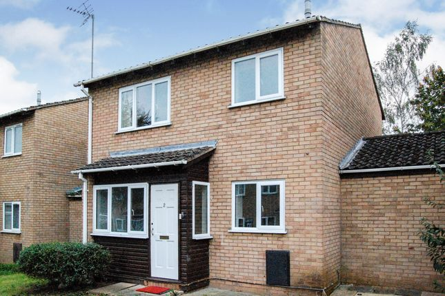 Thumbnail Terraced house for sale in Chepstow Walk, Hereford