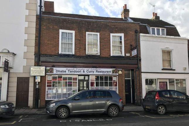 Thumbnail Restaurant/cafe to let in 17 Windsor Street, Chertsey