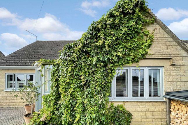 Thumbnail Detached bungalow for sale in Maugersbury Park, Stow On The Wold