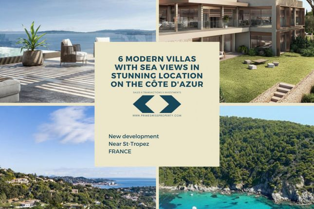 Thumbnail Villa for sale in Grimaud, France