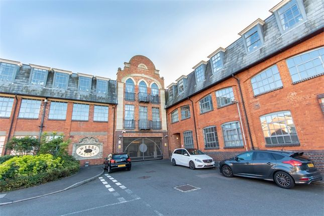 Thumbnail Flat for sale in Webbs Factory, Bunting Road, Kingsthorpe Hollow, Northampton