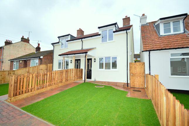 Thumbnail Semi-detached house for sale in Henniker Road, Ipswich