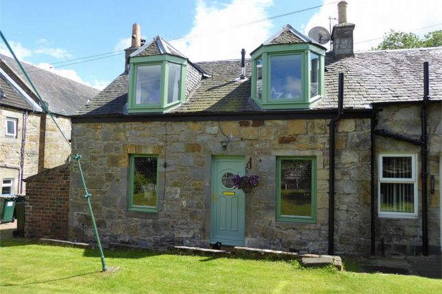 Thumbnail Semi-detached house for sale in Laings Cottage, 34 High Street, Kinross, Kinross-Shire