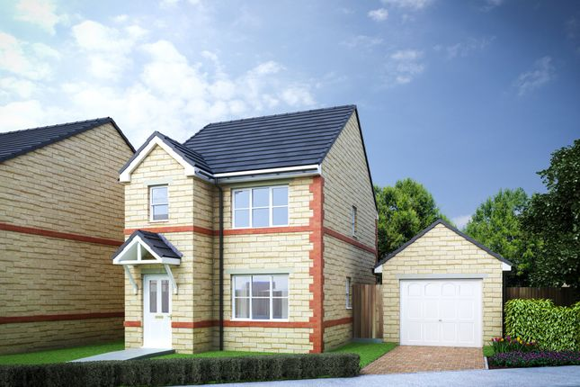 Thumbnail Detached house for sale in The Countess, Limetrees, Pontefract