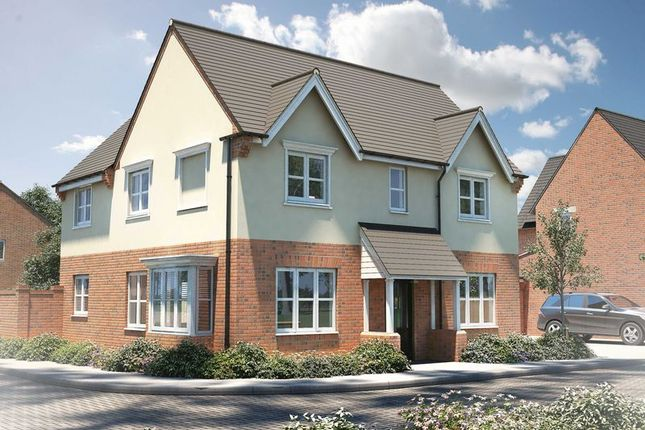 Thumbnail Detached house for sale in The Osterley, Alderley Gate, Congleton