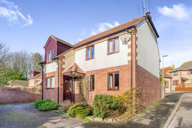 Thumbnail Detached house for sale in Frys Close, Portesham, Weymouth