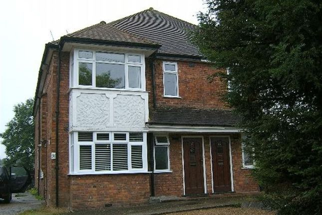 Thumbnail Flat to rent in Bradbourne Road, Sevenoaks