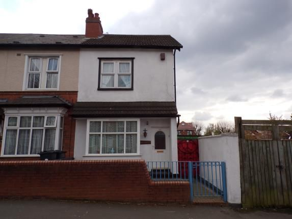 Thumbnail End terrace house for sale in Esme Road, Birmingham, West Midlands