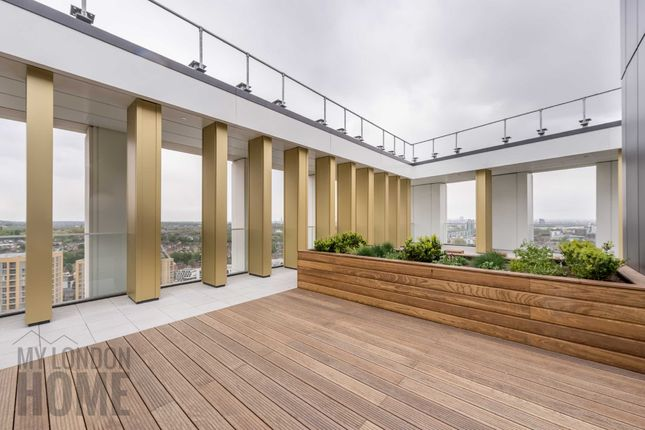 Thumbnail Flat for sale in River Mill One, Station Road, Lewisham, London