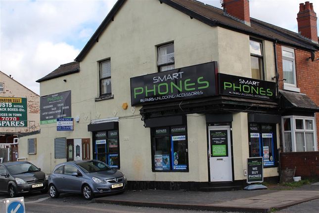 Thumbnail Retail premises for sale in Stoney Lane, Balsall Heath, Brmingham