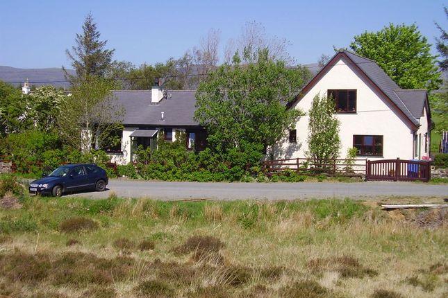 Thumbnail Detached house for sale in 36 Bernisdale, Skeabost Bridge, Portree