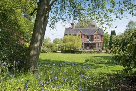 Thumbnail Detached house for sale in Lilleshall, Newport, Shropshire