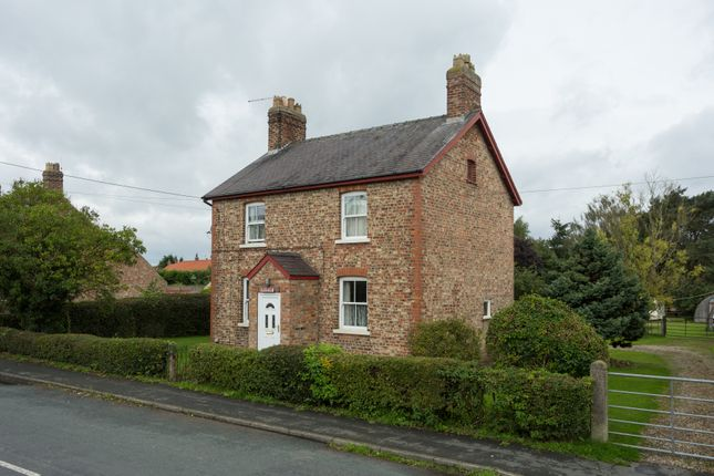 Thumbnail Detached house for sale in North End, Raskelf, York