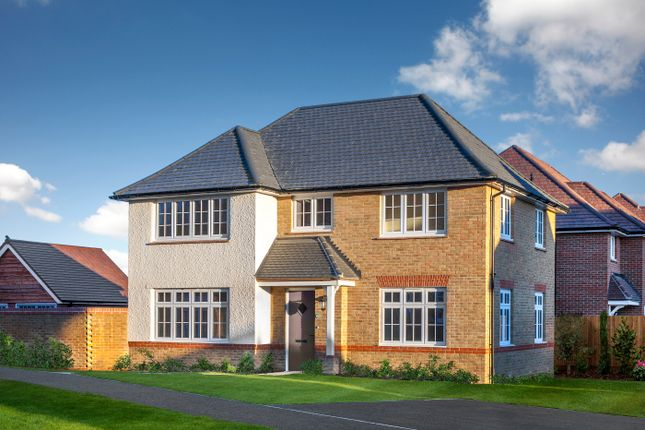 Thumbnail Detached house for sale in Plot 28 - The Shaftesbury, Lawrence Green, Off Long Down Ave, Cheswick, Stoke Gifford, Bristol