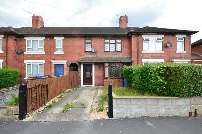 Thumbnail Town house for sale in Tanners Road, Stoke-On-Trent