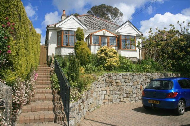Thumbnail Detached house to rent in Trescobeas Road, Falmouth