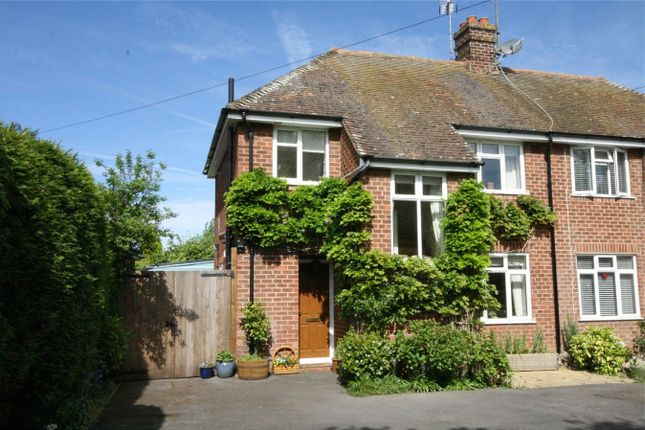 Thumbnail Semi-detached house for sale in Peartree Lane, Bexhill-On-Sea