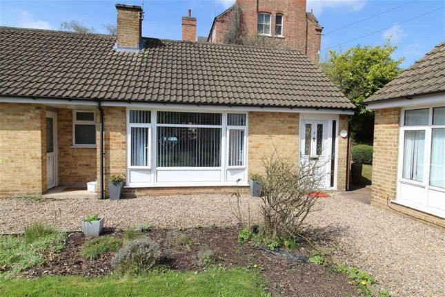 Thumbnail Terraced bungalow for sale in Riseholme Bungalows, Denmark Grove, Nottingham