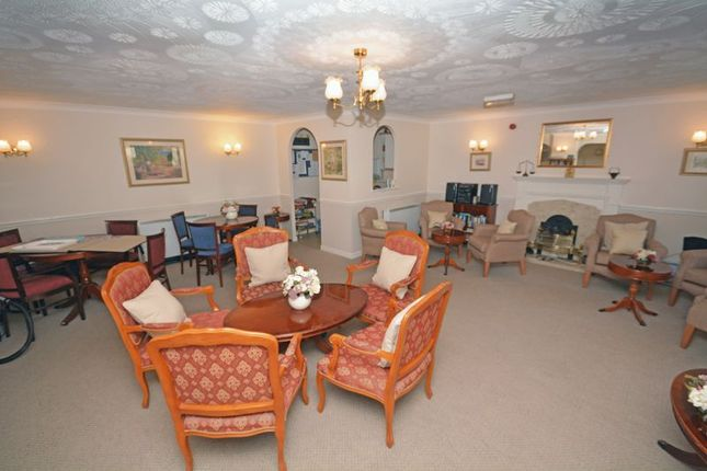Communal Lounge of Montpelier Court, Exeter EX4
