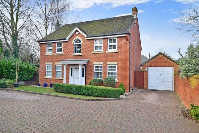 Thumbnail Detached house for sale in Hanson Drive, Maidstone, Kent