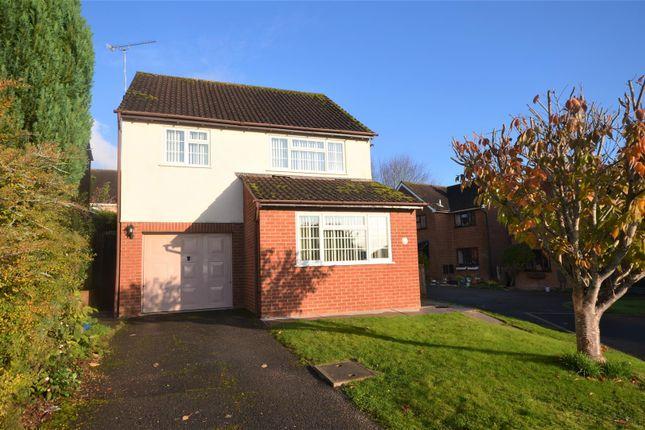 Thumbnail Detached house for sale in Quarry Close, Sturminster Newton