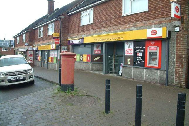 Uttoxeter, Staffordshire ST14
