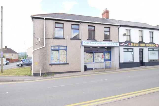 Thumbnail Flat for sale in The Highway, New Inn, Pontypool