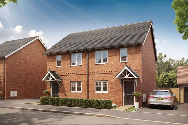 "Thumbnail Property for sale in ""The Aston"" at St. James Close, Bartestree, Hereford"