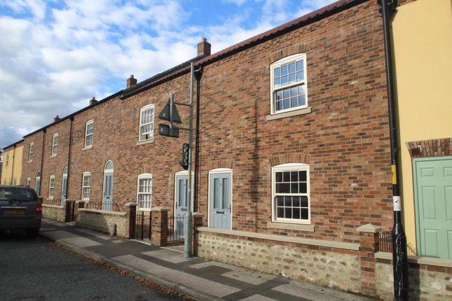 Thumbnail Town house to rent in Bondgate Green, Ripon