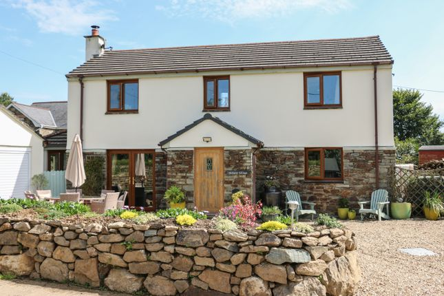 Thumbnail Detached house for sale in Talskiddy, St Columb