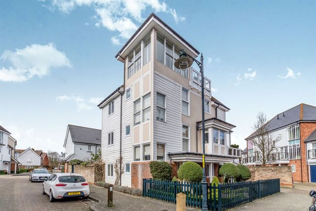 Thumbnail Detached house for sale in Spencer Place, Kings Hill, West Malling